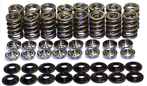 Zx Zone Retainers Springs
