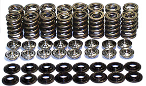 APE ZX-14 Valve Spring Kit - Springs, Retainers, Spring Bases