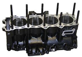 ZX-14 Cylinder Studs ZX-14  w/12 Head Nuts